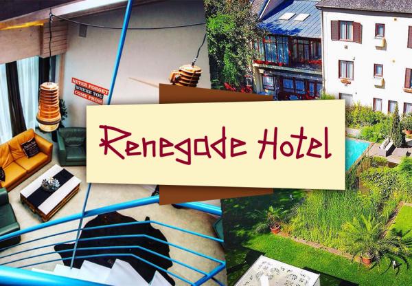 Legyen tél vagy nyár a Renegade Hotel téged vár!