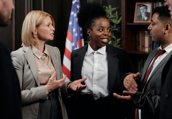 Női vezetők határozták meg az amerikai választások alakulását