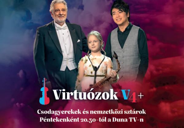 Csodagyerekek és nemzetközi sztárok a Virtuózokban