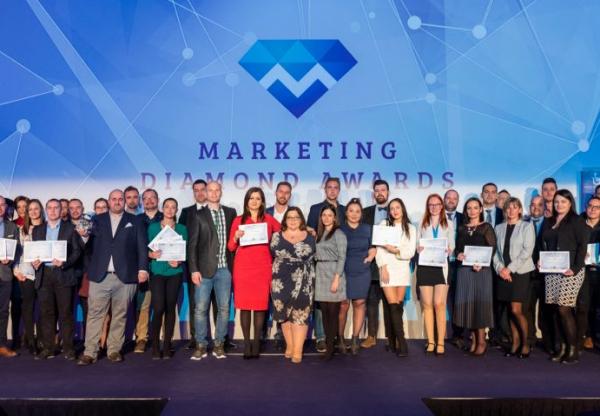 Neves ügynökségi partnerrel hosszabbít a Marketing Diamond Awards