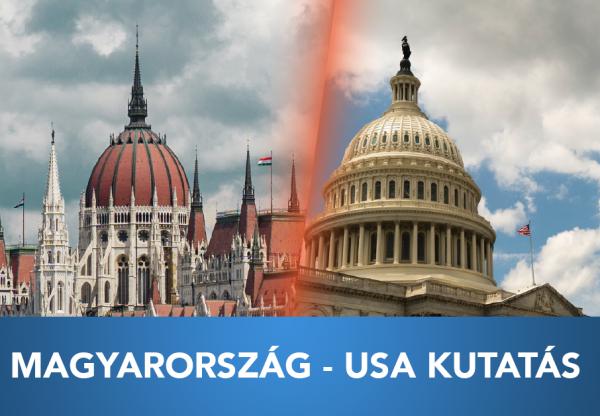 Ön miben hasonlít egy amerikaira? – Átfogó kutatás készült a két ország politikai gondolkodásáról