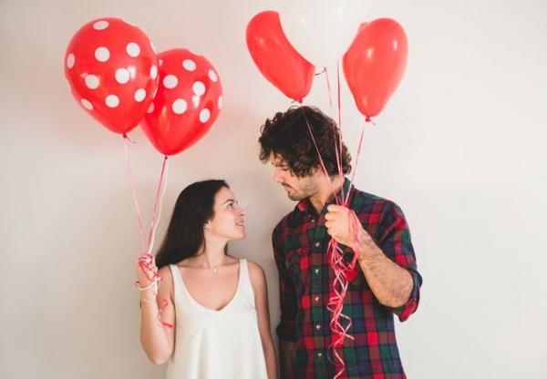 Mit várnak a férfiak a Valentin-naptól?