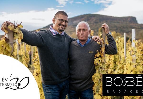 Badacsonyban jártunk, ahol Borbély Tamással a 2020-as év bortermelőjével beszélgettünk