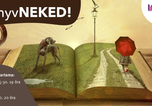 Játék egy izgalmas könyvért!