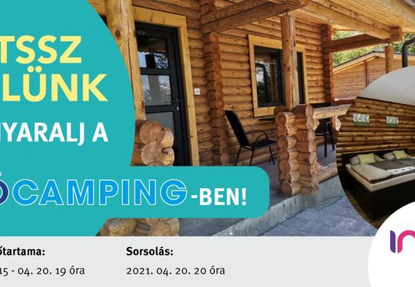 Játssz velünk és nyaralj a Balatonon!