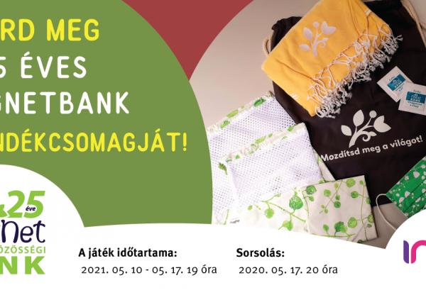 Játék a MagNet Bank ajándékcsomagért!