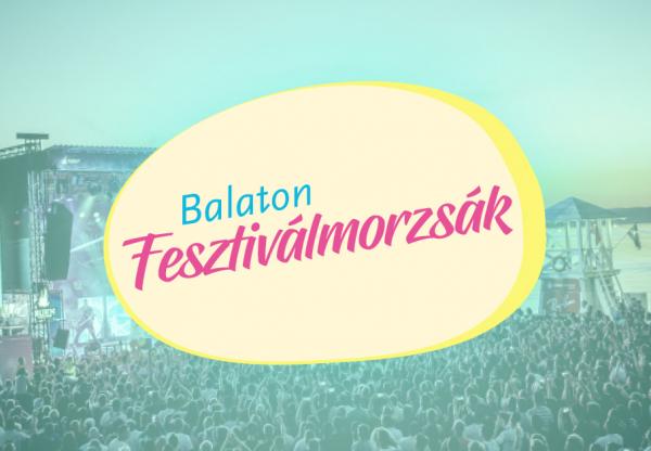 Fesztiválmorzsák a Balatonról