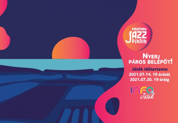 Nyerj páros belépőt a Paloznaki Jazzpiknikre!