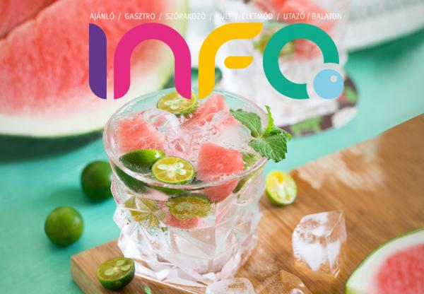 InfoPont Magazin – 2021. Július | Különszám