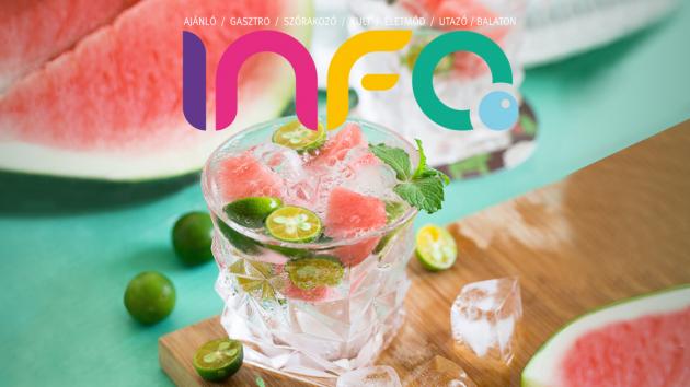 InfoPont Magazin – 2021. Július   Különszám