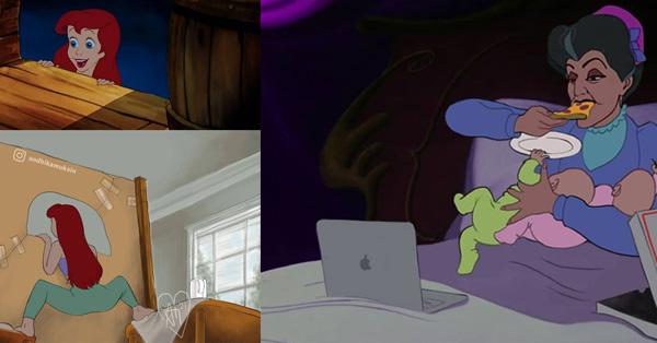 10+1 kép, amely megmutatja, mi történik valójában a Disney kulisszái mögött