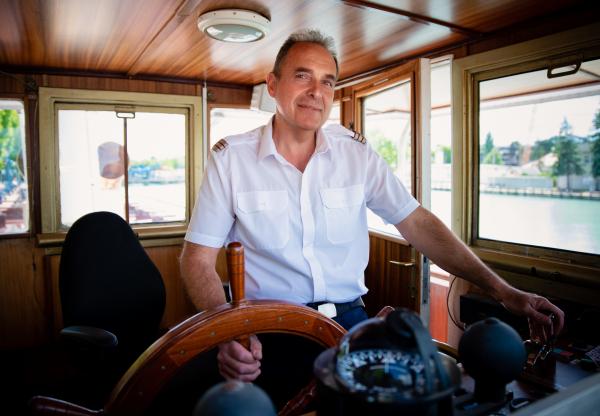 Balatoni hajónaplók – Generációkon át a BAHART-nál