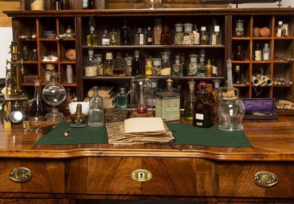 Illatmúzeum nyílt Pannonhalmán