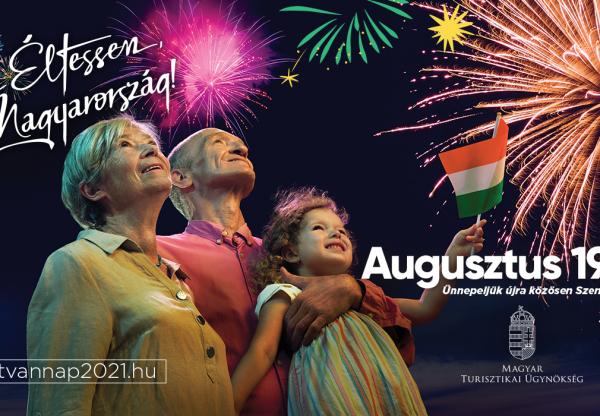 Szent István Nap – Isten éltessen, Magyarország!