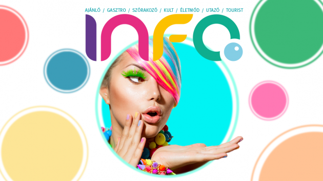 InfoPont Magazin – 2021. Augusztus