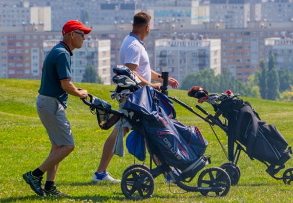 aGarami ajánlja: Golfozás a városban