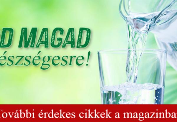 Az éltető víz: testi-lelki harmóniánk kulcsa