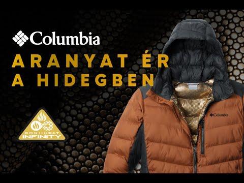 A Columbia Sportswear bemutatja az egyedülálló Omni-Heat™ Infinity technológiával készült új ősz/téli kollekcióját