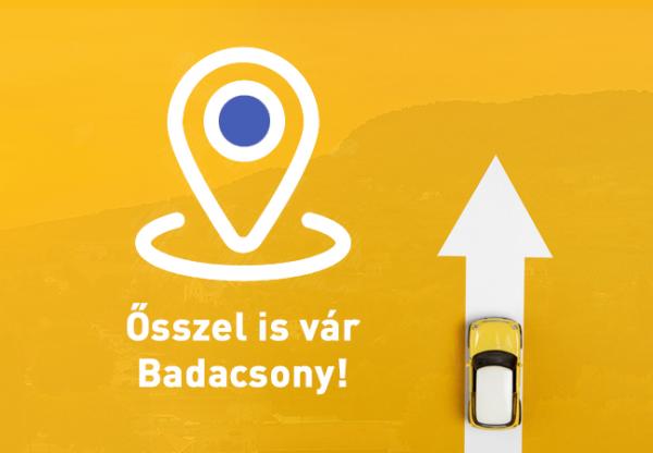 Ősszel is vár Badacsony!